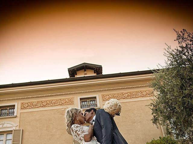 Il matrimonio di Claudio e Martina a Grassobbio, Bergamo 63