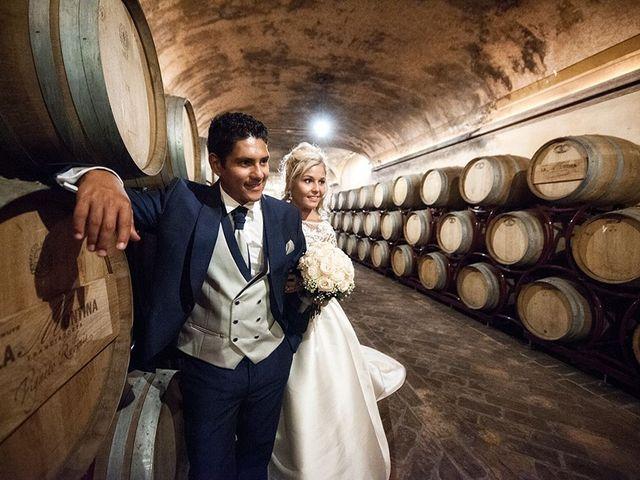 Il matrimonio di Claudio e Martina a Grassobbio, Bergamo 64