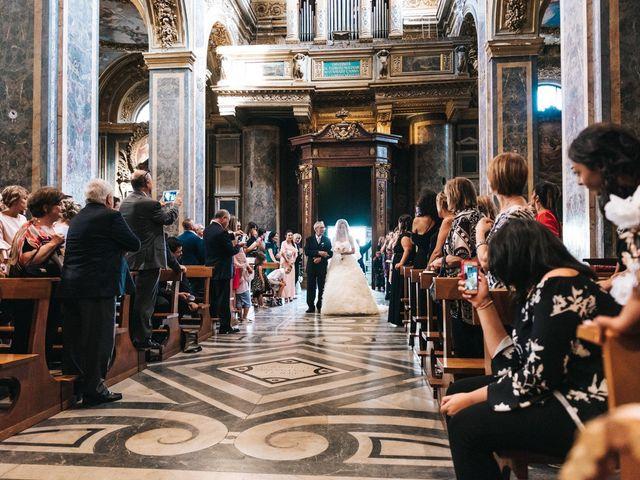 Il matrimonio di Stefano e Anna a Roma, Roma 15