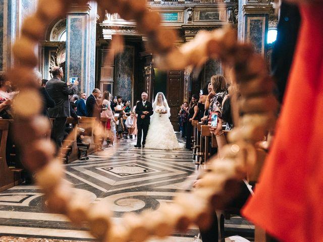 Il matrimonio di Stefano e Anna a Roma, Roma 16