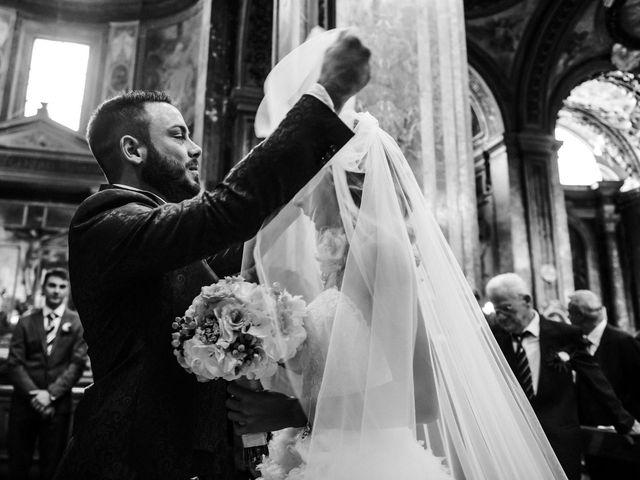 Il matrimonio di Stefano e Anna a Roma, Roma 17