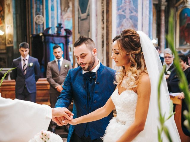 Il matrimonio di Stefano e Anna a Roma, Roma 20