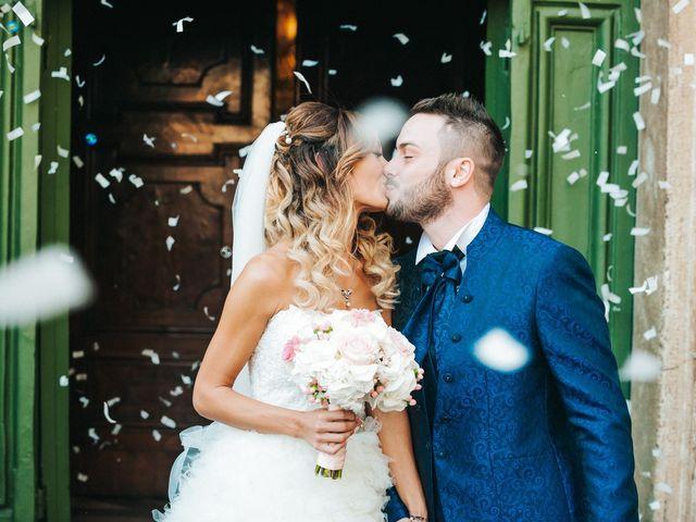 Il matrimonio di Stefano e Anna a Roma, Roma 24