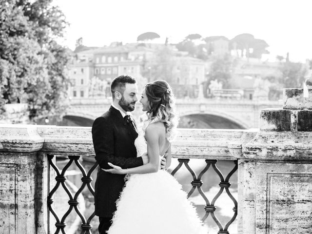 Il matrimonio di Stefano e Anna a Roma, Roma 25