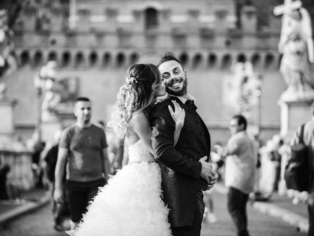 Il matrimonio di Stefano e Anna a Roma, Roma 27