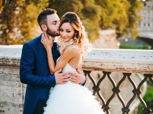 Il matrimonio di Stefano e Anna a Roma, Roma 29
