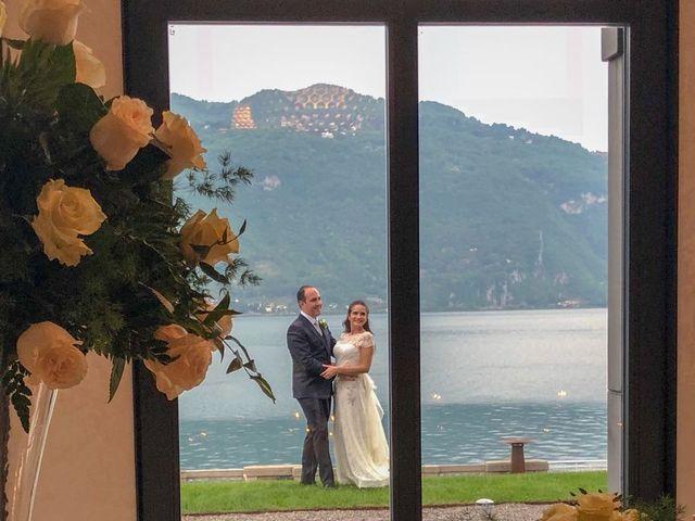 Il matrimonio di Liege e Fabricio  a Mandello del Lario, Lecco 7