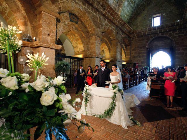 Il matrimonio di Marco e Roberta a Delia, Caltanissetta 18