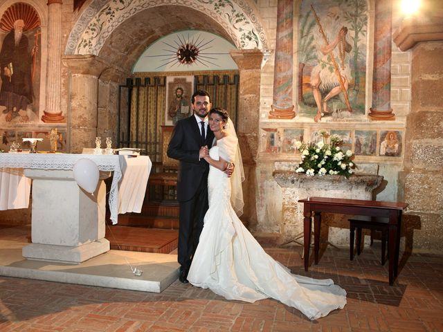 Il matrimonio di Marco e Roberta a Delia, Caltanissetta 20