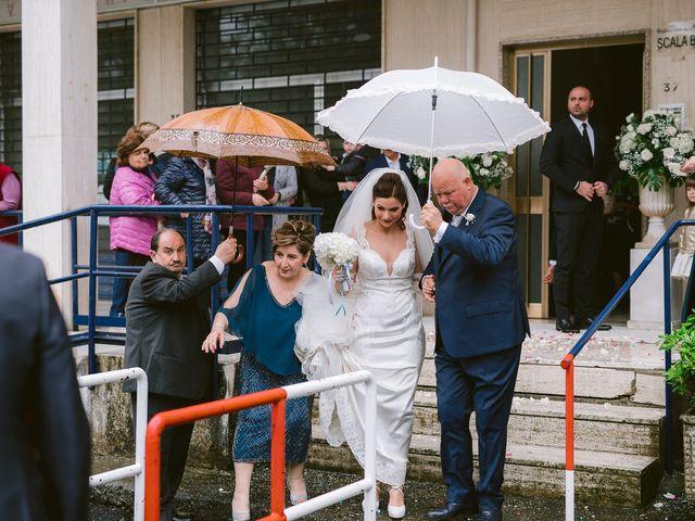 Il matrimonio di Alessandro e Merilisa a Scalea, Cosenza 48