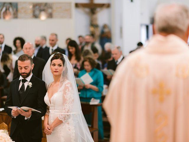 Il matrimonio di Alessandro e Merilisa a Scalea, Cosenza 56