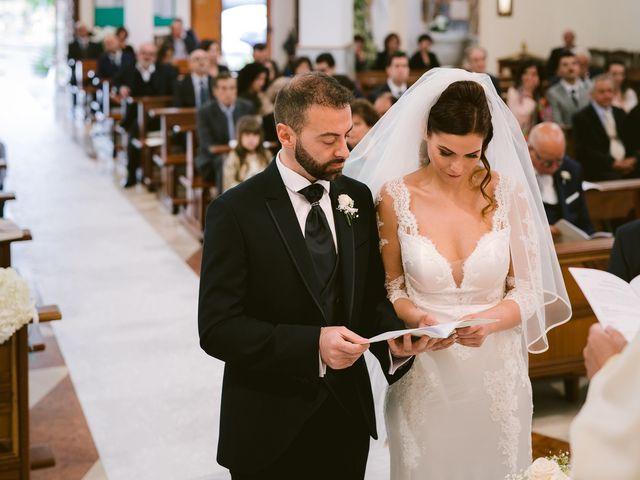 Il matrimonio di Alessandro e Merilisa a Scalea, Cosenza 57