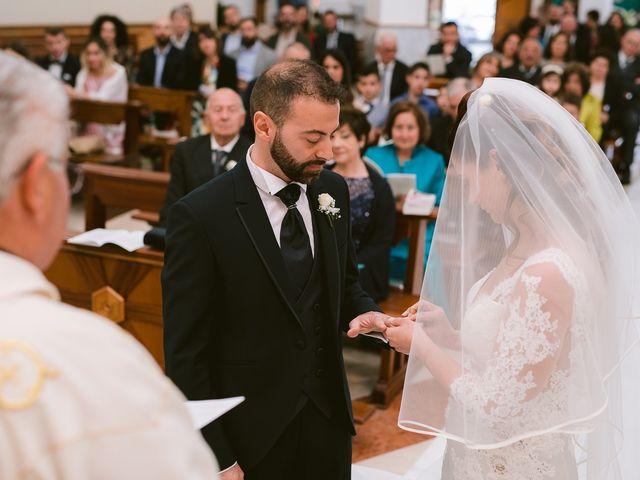 Il matrimonio di Alessandro e Merilisa a Scalea, Cosenza 61