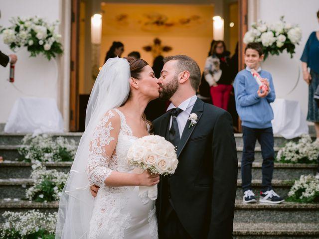 Il matrimonio di Alessandro e Merilisa a Scalea, Cosenza 69