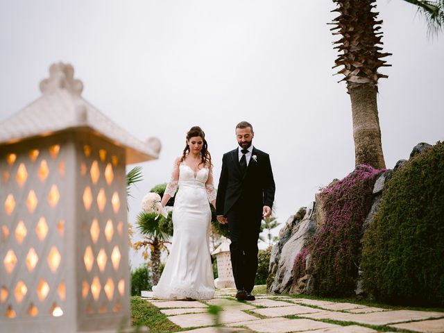 Il matrimonio di Alessandro e Merilisa a Scalea, Cosenza 77