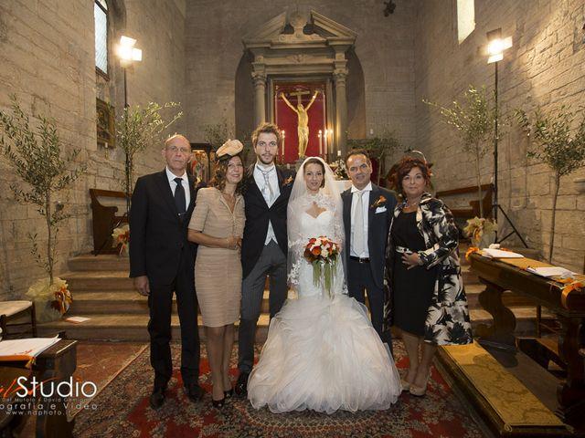 Il matrimonio di Francesco e Jessica a Monsummano Terme, Pistoia 1
