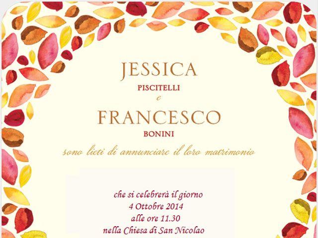 Il matrimonio di Francesco e Jessica a Monsummano Terme, Pistoia 6
