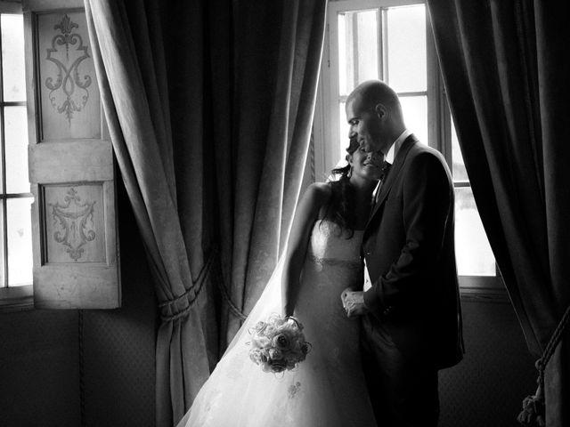 le nozze di Marinella e Alberto