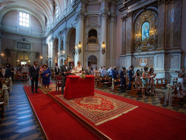 Il matrimonio di Loretta e Giacomo a Lugo, Ravenna 19