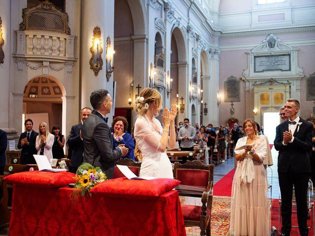 Il matrimonio di Loretta e Giacomo a Lugo, Ravenna 24