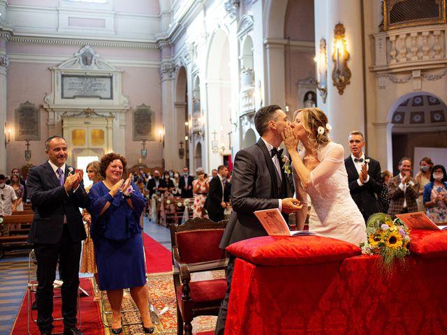 Il matrimonio di Loretta e Giacomo a Lugo, Ravenna 1