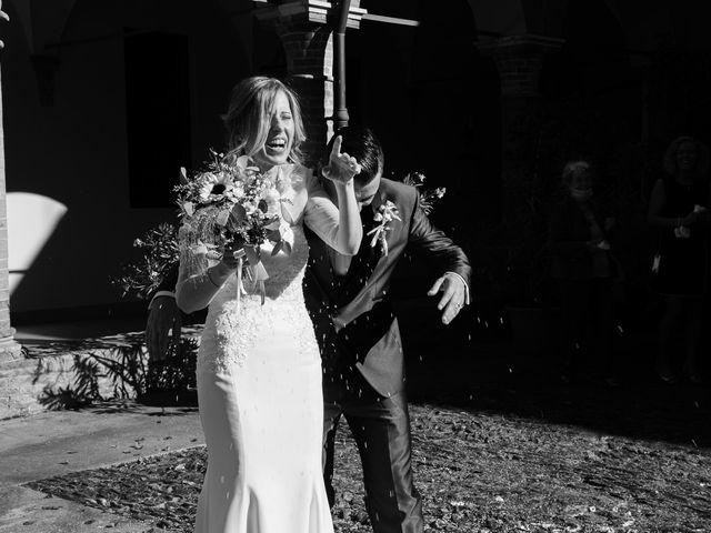 Il matrimonio di Loretta e Giacomo a Lugo, Ravenna 25