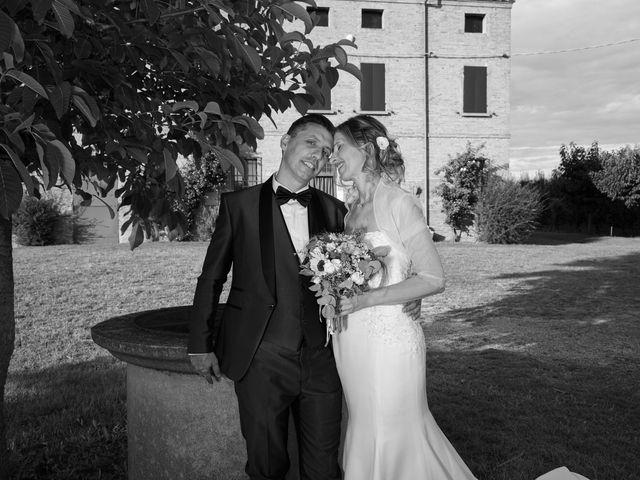 Il matrimonio di Loretta e Giacomo a Lugo, Ravenna 27