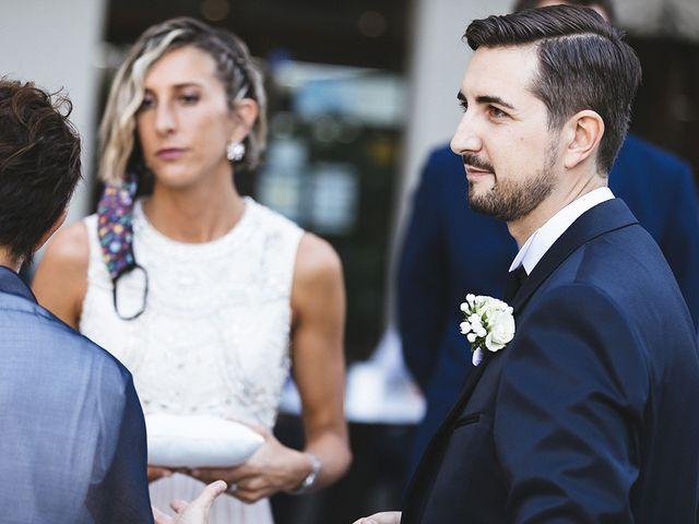 Il matrimonio di Gabriele e Chiara a Montichiari, Brescia 11