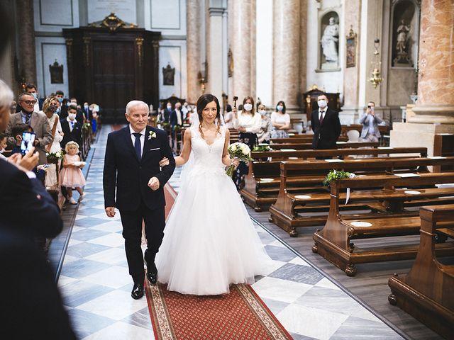 Il matrimonio di Gabriele e Chiara a Montichiari, Brescia 15
