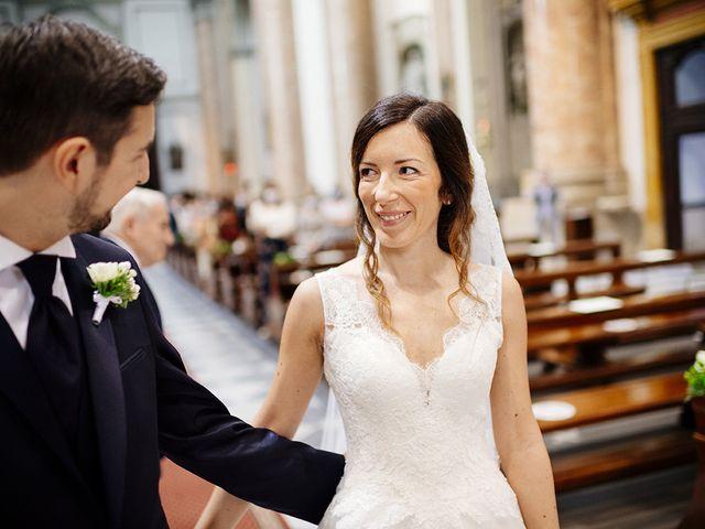 Il matrimonio di Gabriele e Chiara a Montichiari, Brescia 16