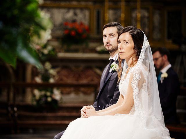 Il matrimonio di Gabriele e Chiara a Montichiari, Brescia 18