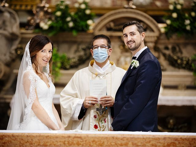Il matrimonio di Gabriele e Chiara a Montichiari, Brescia 20