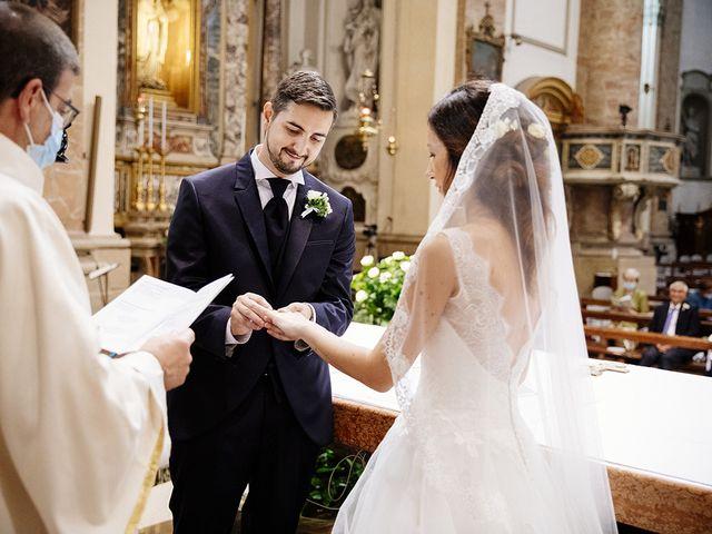 Il matrimonio di Gabriele e Chiara a Montichiari, Brescia 22