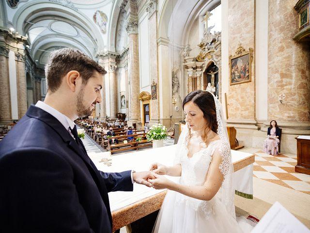 Il matrimonio di Gabriele e Chiara a Montichiari, Brescia 23