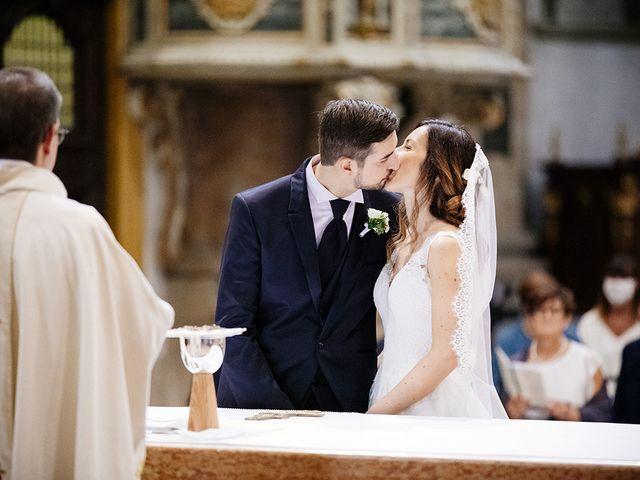 Il matrimonio di Gabriele e Chiara a Montichiari, Brescia 24