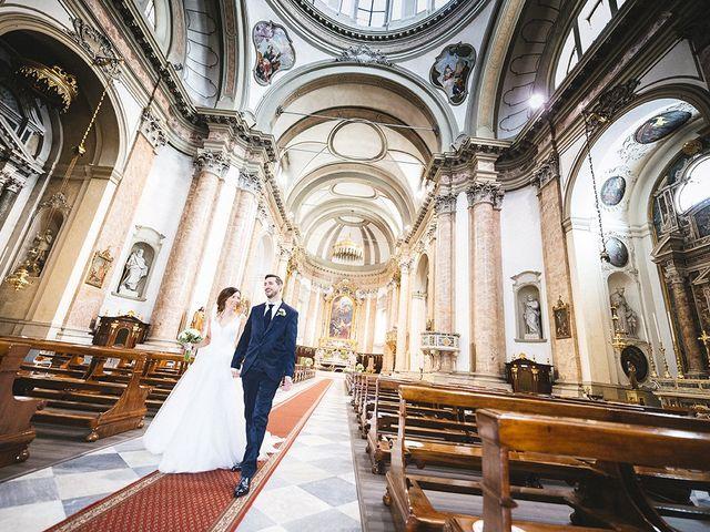 Il matrimonio di Gabriele e Chiara a Montichiari, Brescia 27