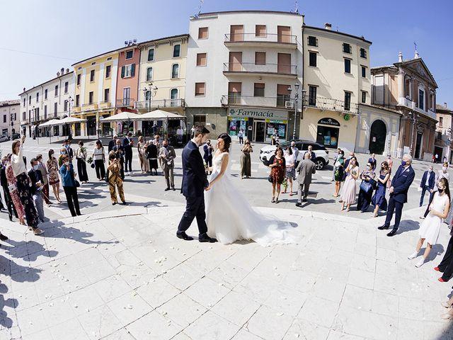 Il matrimonio di Gabriele e Chiara a Montichiari, Brescia 29