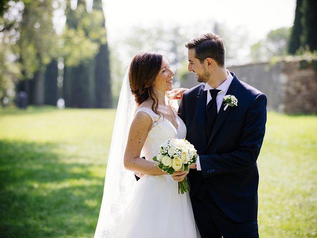 Il matrimonio di Gabriele e Chiara a Montichiari, Brescia 35