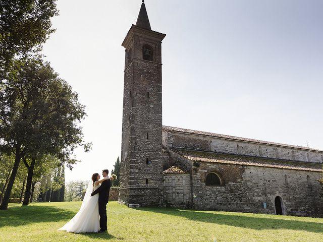 Il matrimonio di Gabriele e Chiara a Montichiari, Brescia 36
