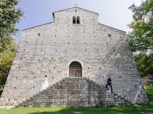 Il matrimonio di Gabriele e Chiara a Montichiari, Brescia 41