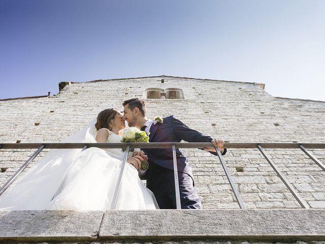 Il matrimonio di Gabriele e Chiara a Montichiari, Brescia 42