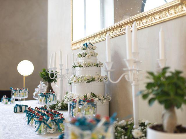 Il matrimonio di Gabriele e Chiara a Montichiari, Brescia 43