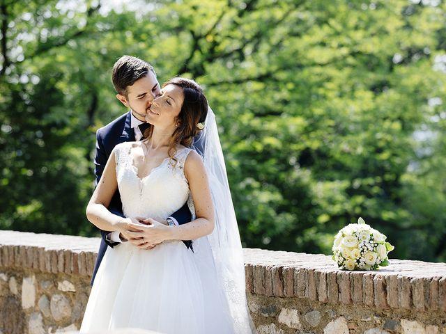 Il matrimonio di Gabriele e Chiara a Montichiari, Brescia 44