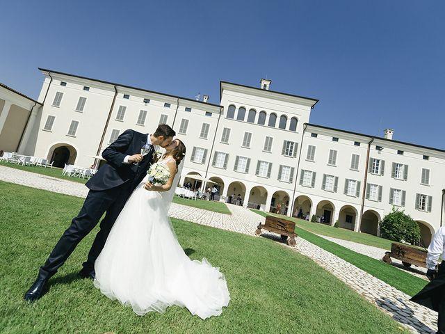 Il matrimonio di Gabriele e Chiara a Montichiari, Brescia 46