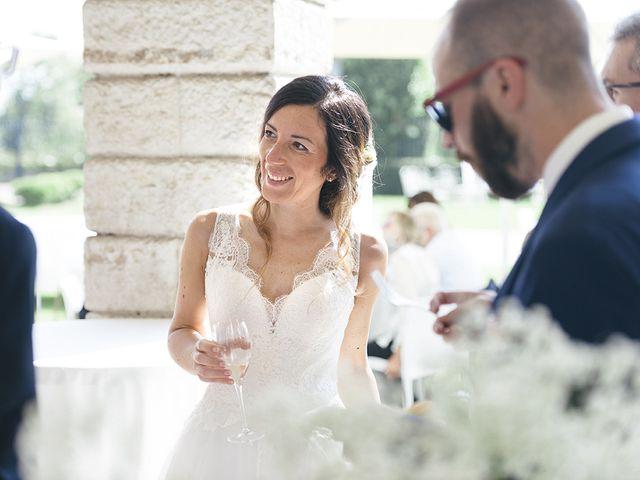 Il matrimonio di Gabriele e Chiara a Montichiari, Brescia 49