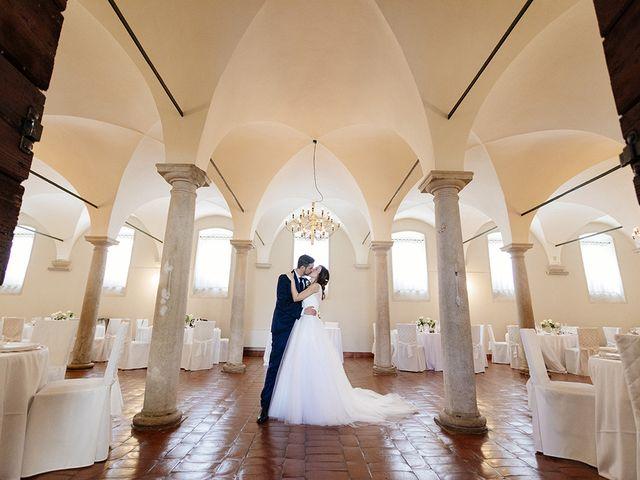 Il matrimonio di Gabriele e Chiara a Montichiari, Brescia 52