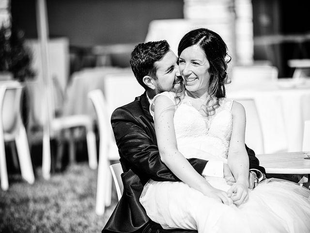 Il matrimonio di Gabriele e Chiara a Montichiari, Brescia 54