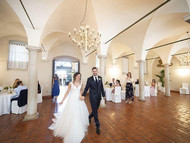 Il matrimonio di Gabriele e Chiara a Montichiari, Brescia 55