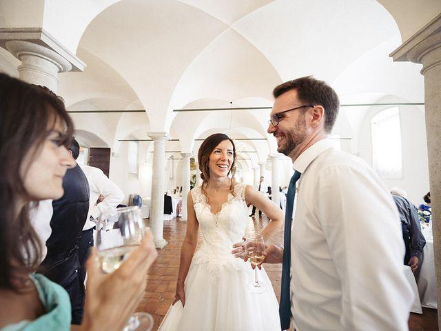 Il matrimonio di Gabriele e Chiara a Montichiari, Brescia 59