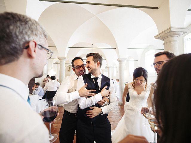 Il matrimonio di Gabriele e Chiara a Montichiari, Brescia 60